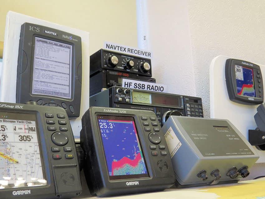 VHF equipment