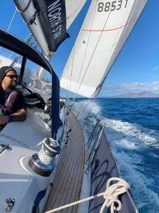 Bavaria 44 North Star - sailing