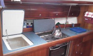 Bavaria 38 Solway Adventurer - Yacht for charter Galley