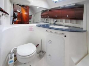 Bavaria 38 Solway Adventurer - Yacht for charter - Heads