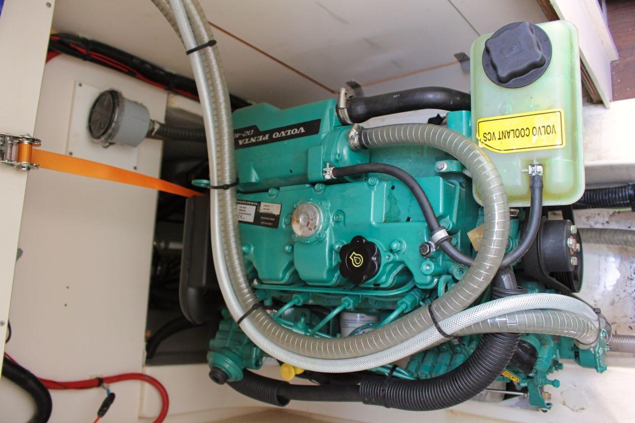 Lorelai-Dehler Varinata-44 engine